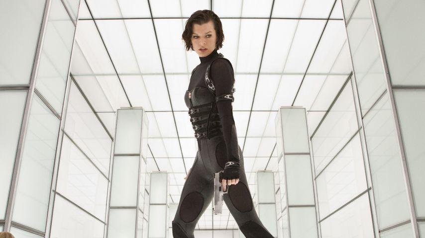 """""""Resident Evil"""" stürmt die Spitze der Kinocharts"""