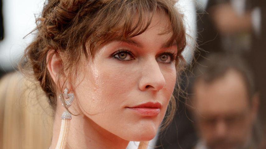 Milla Jovovich in Cannes