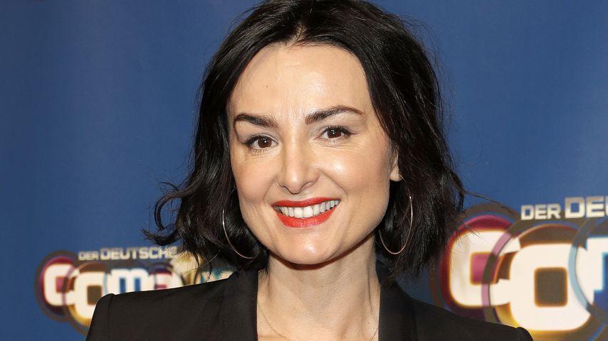 Mimi Fiedler beim Deutschen Comedypreis in Köln