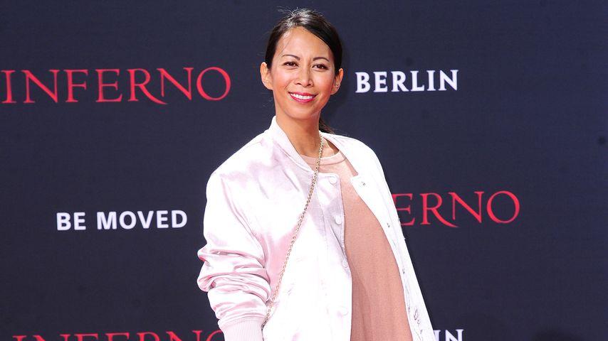 """Minh-Khai Phan-Thi bei der """"Inferno""""-Premiere in Berlin"""