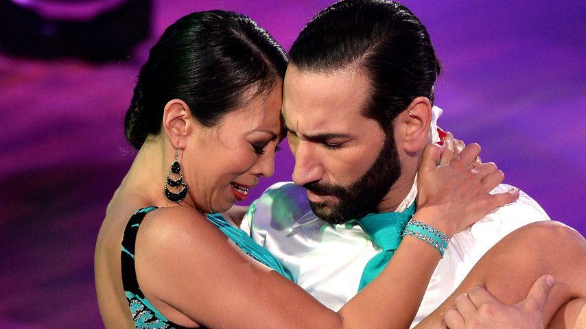 """Enissas """"Let's Dance""""-Aus: Minh-Khai am Boden zerstört"""