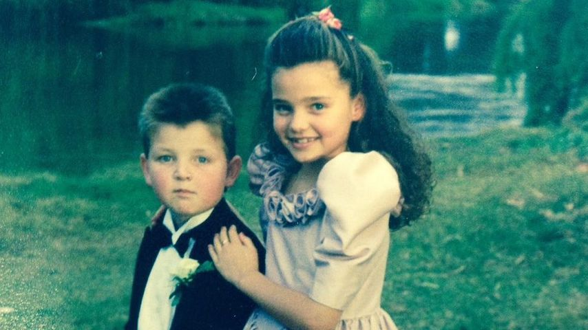 Miranda Kerr und ihr Bruder Matty