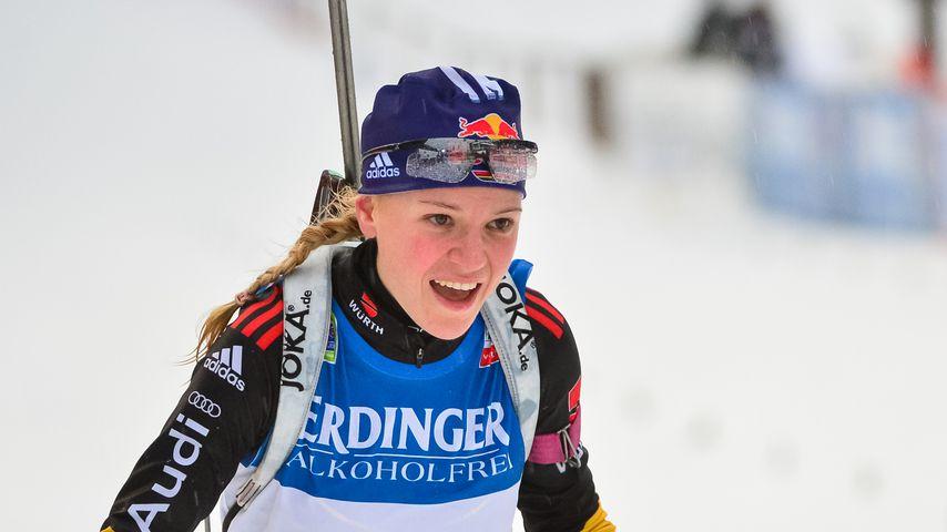 Für die Familie: Miriam Neureuther beendet Biathlon-Karriere