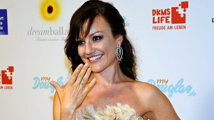 Miriam Pielhau: Von Scheidung ist noch keine Rede