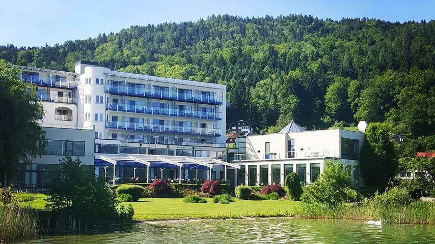 Mischa Barton beim Kuraufenthalt in Österreich