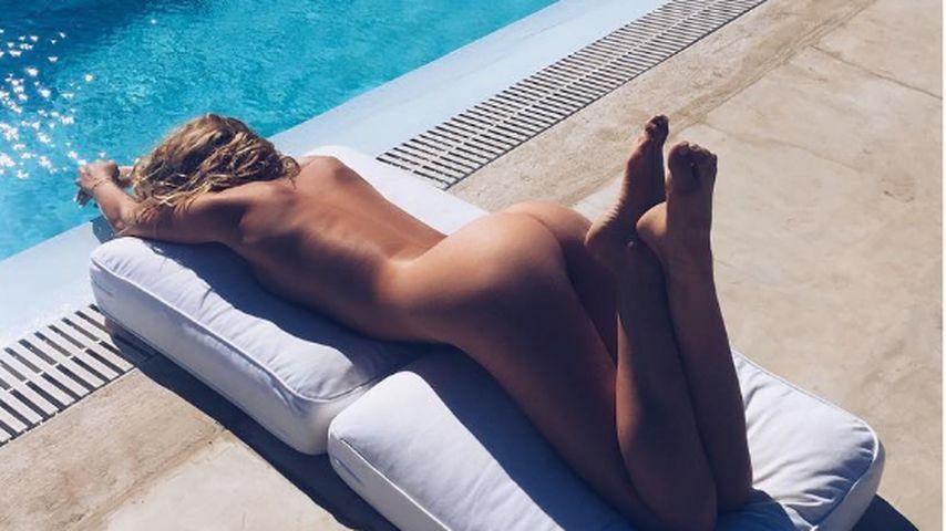 Elsa Hosk: Urlaubsgrüße vom (geilsten) Arsch der Welt!