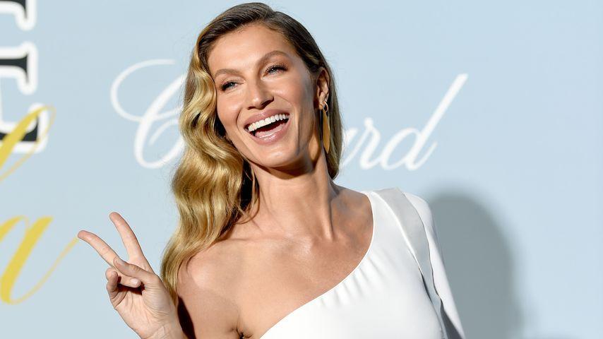 Model Gisele Bündchen im Februar 2019 in Los Angeles