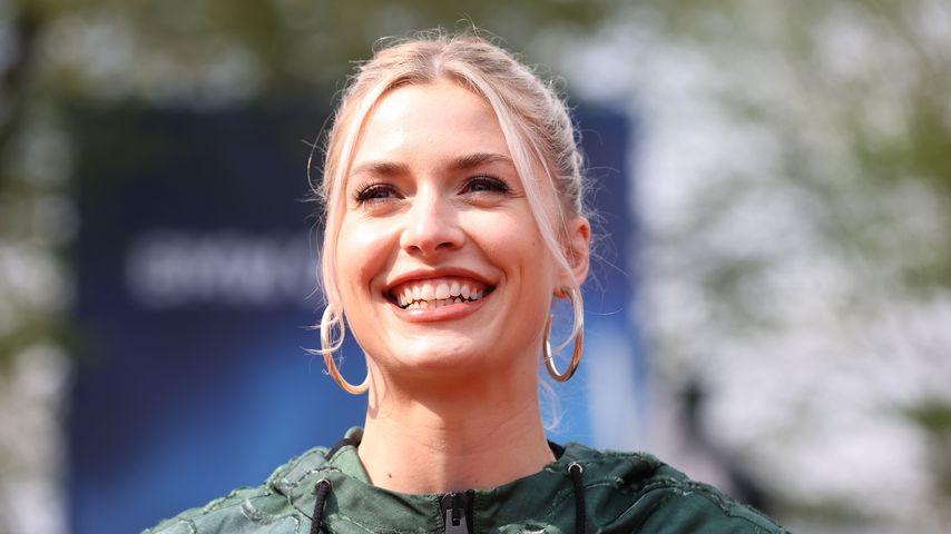 Sehr selten: Model Lena Gercke postet Bilder mit Tochter Zoe