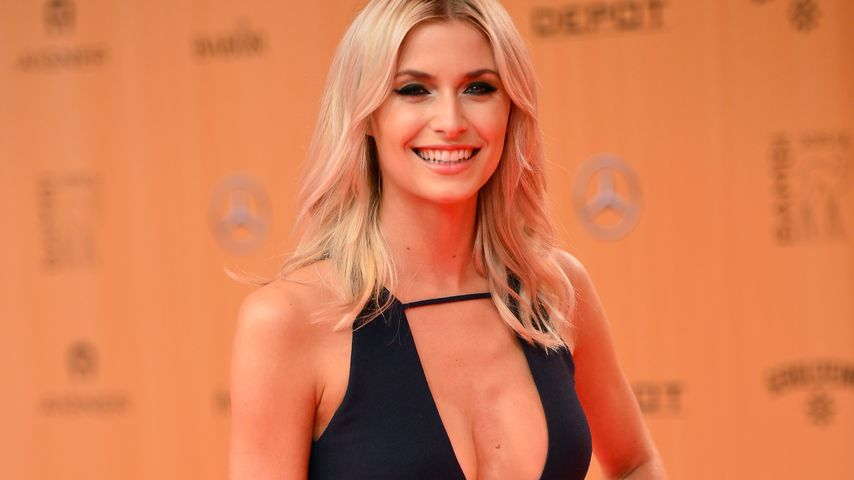 Model Lena Gercke bei den Bambi Awards 2015