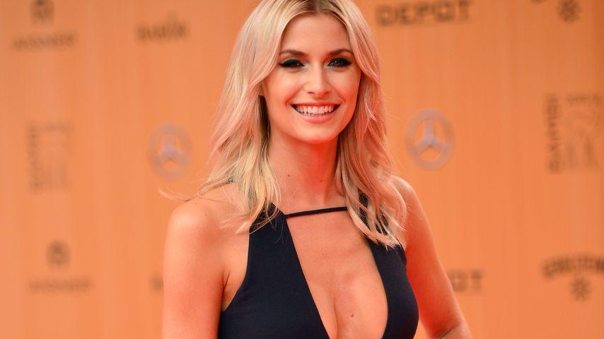 Model Lena Gercke bei den Bambi Awards 2015