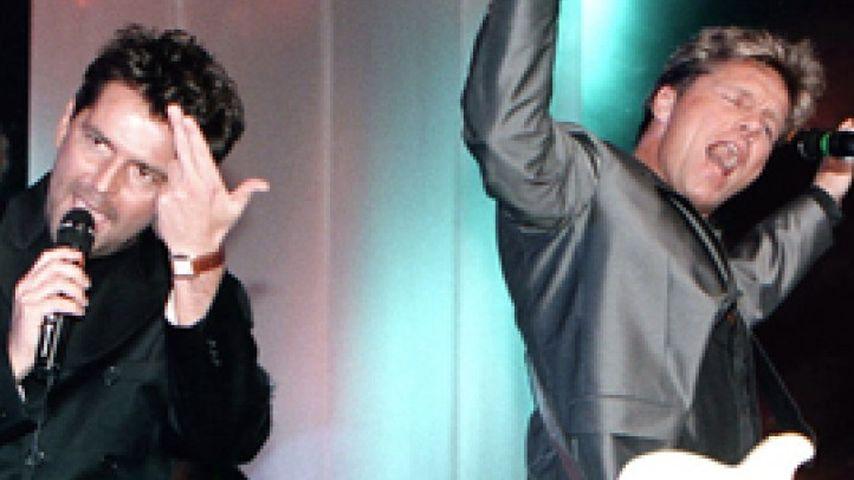 """Modern Talking"" versöhnt: Kommt nun die Reunion?"