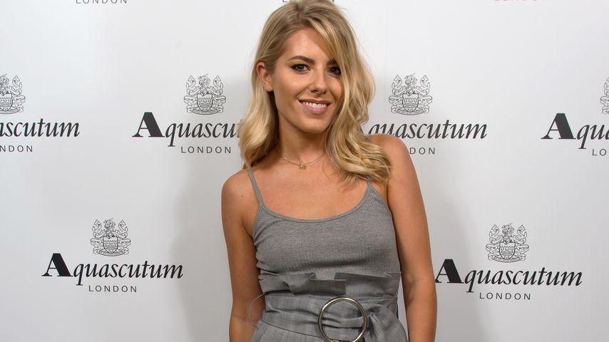Mollie King im September 2016 in London