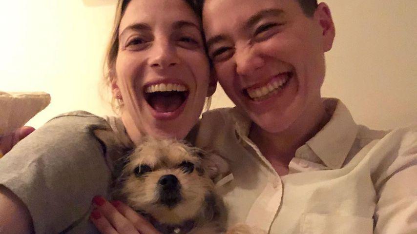 """""""Younger""""-Star Molly Bernard hat ihre Freundin geheiratet"""
