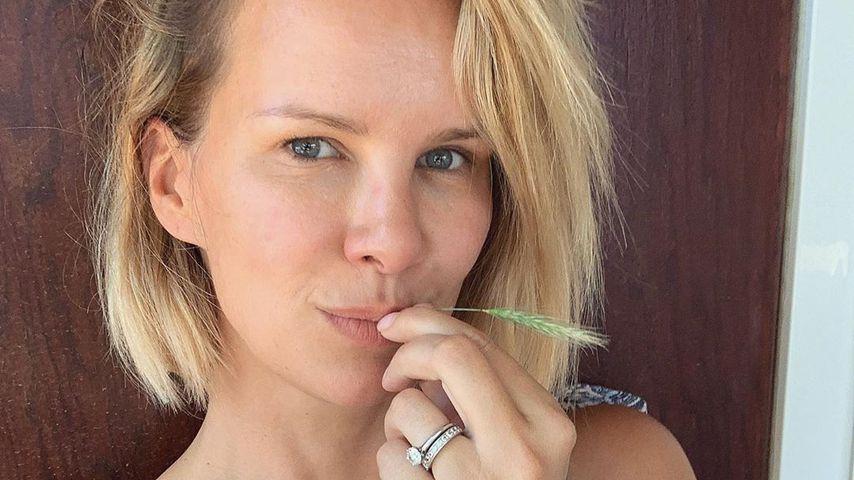 Ehrlicher Clip: Monica Ivancan zeigt ihren After-Baby-Bauch