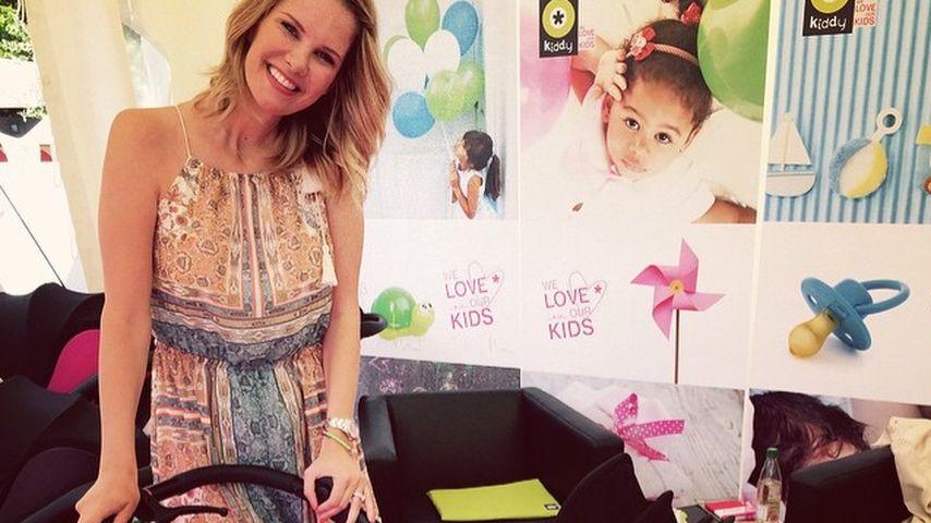Baby-Glück: Monica Ivancan äußert sich zur Schwangerschaft