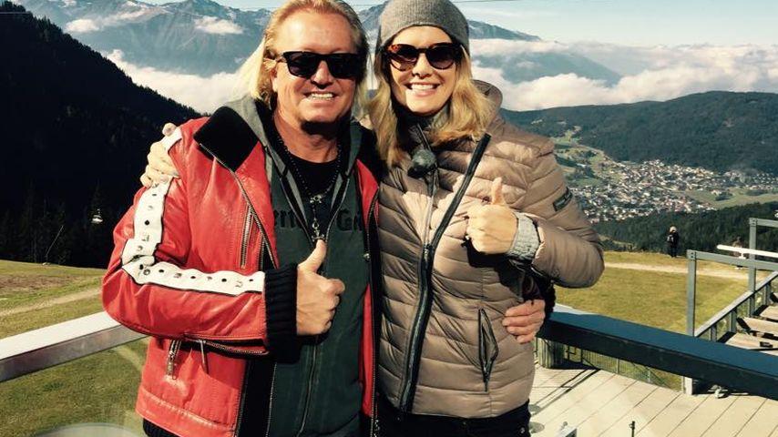 Monica Meier-Ivancan: Geheimer Dreh mit Robert Geiss