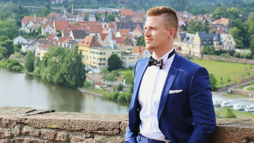 """Moritz Breuninger, """"Die Bachelorette""""-Teilnehmer 2020"""