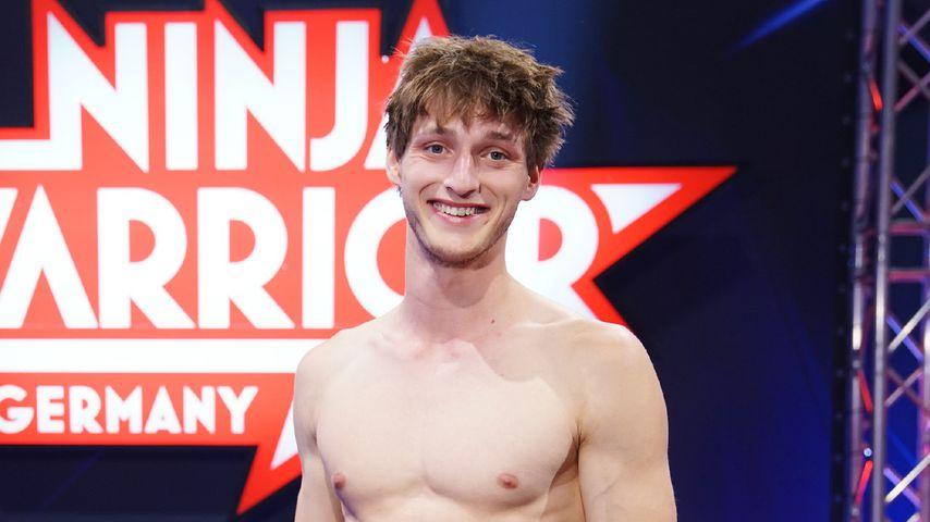 """Moritz Hans bei """"Ninja Warrior Germany"""""""