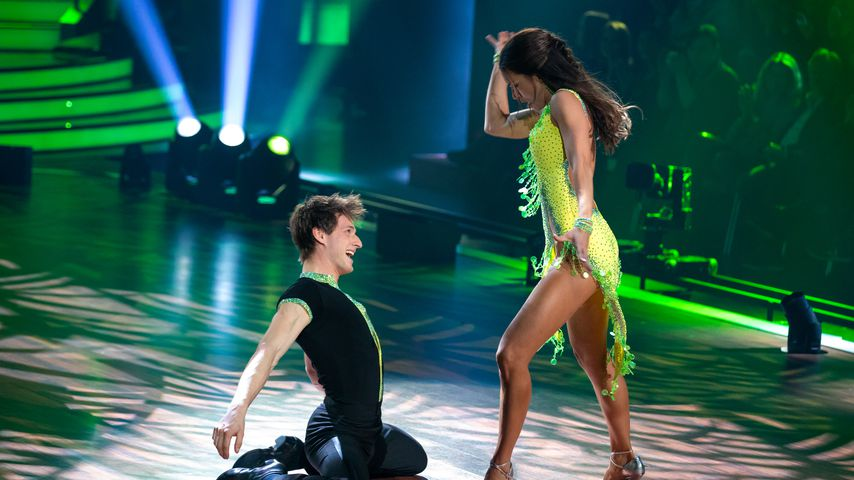 """Moritz Hans und Renata Lusin bei """"Let's Dance"""" 2020"""