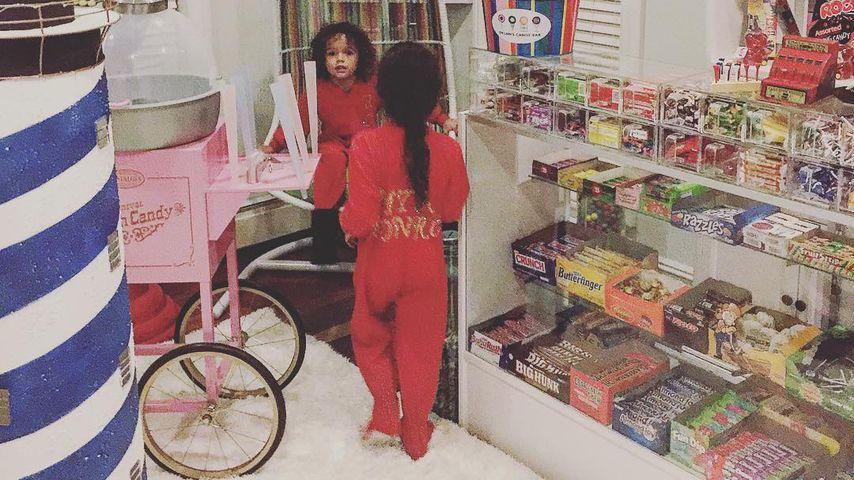 Süßes satt: Mariah Careys Kids besitzen eigenen Candy-Shop!