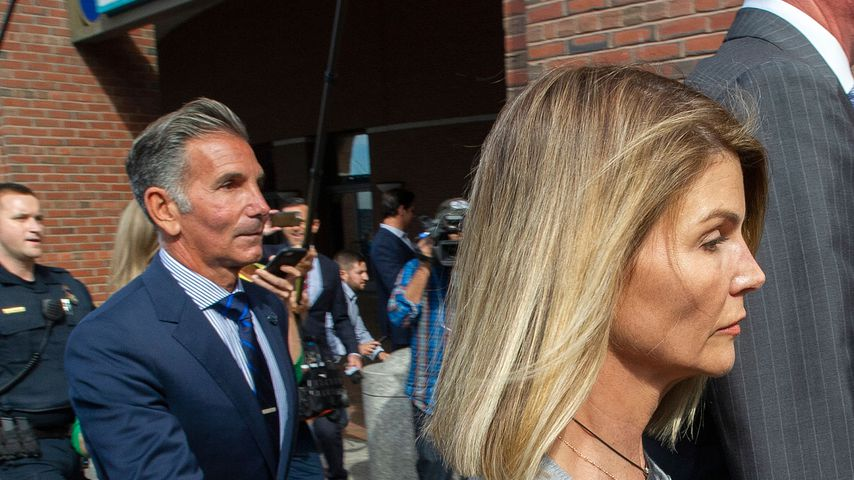 Mossimo Giannulli und Lori Loughlin im August 2019