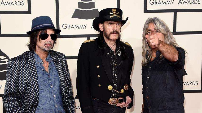 Berlin-Konzert abgesagt: Motörhead-Phil ist im Krankenhaus!