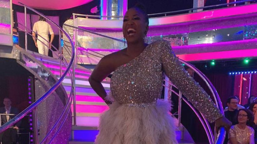 "Motsi Mabuse beim ""Strictly Come Dancing""-Finale 2019"