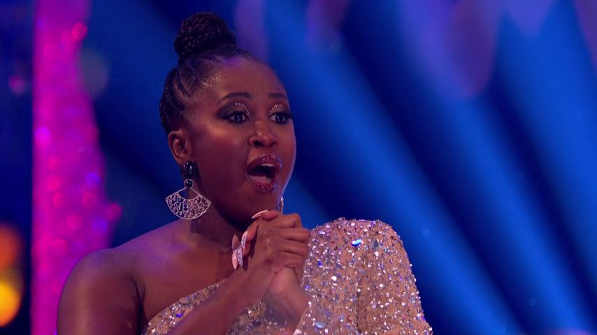 "Motsi Mabuse bei ""Strictly Come Dancing"""