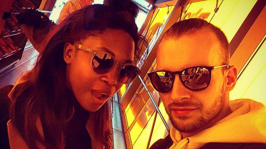 """Let's Dance"" am Flughafen: Eric & Motsi tanzen zusammen!"