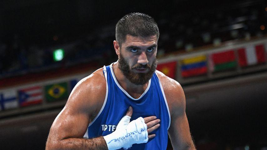 Mourad Aliev, Boxer