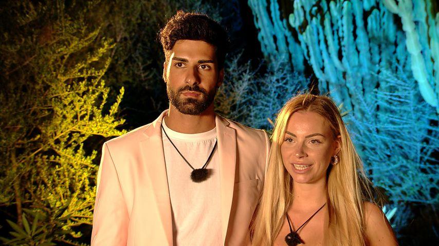 "Murat und sein ""Love Island""-Couple Julia"