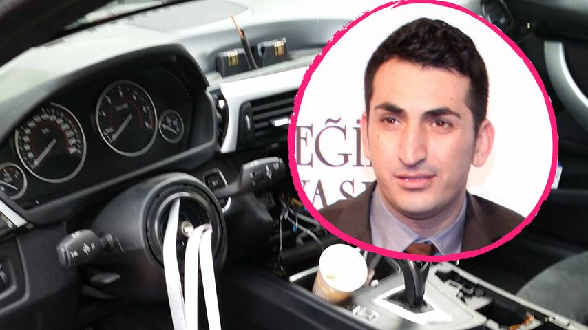 Einbruch bei GZSZ-Star! Mustafa Alins Auto ausgeräumt