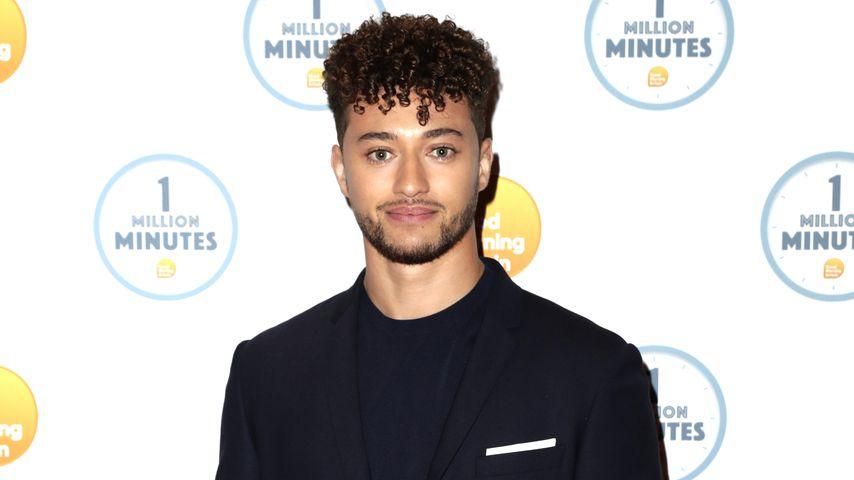 Myles Stephenson bei den Good Morning Britain 1 Million Minutes Awards, 2020