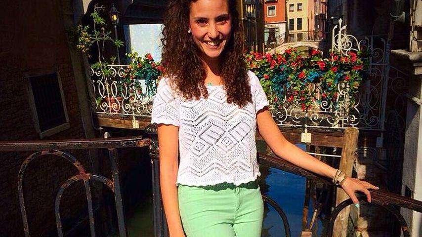 Total entspannt: GZSZ-Nadine Menz urlaubt in Venedig