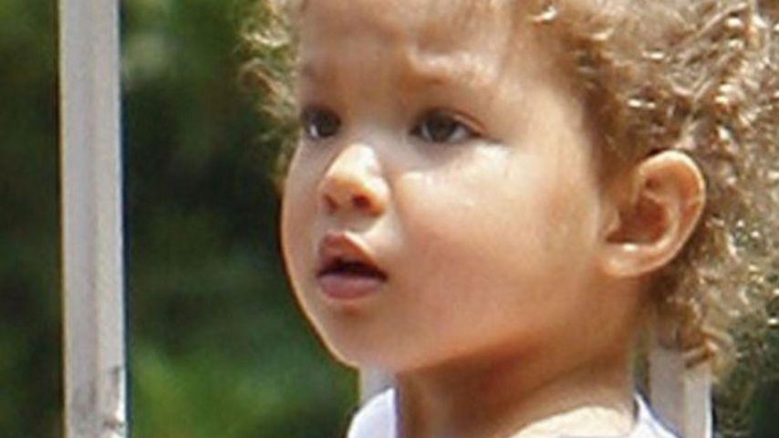 Halle Berrys Tochter hat Weihnachtsmann-Phobie