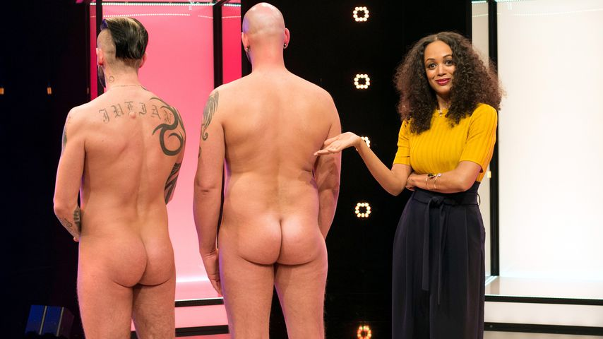 "Milka Loff Fernandes bei ""Naked Attraction – Dating hautnah"""