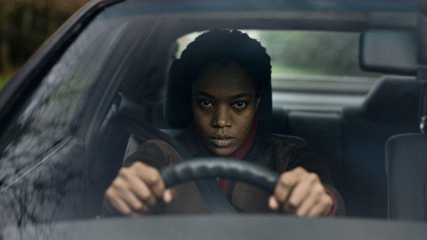 """Naomi Ackie als Bonnie in der ersten Staffel von """"The End of the F***ing World"""""""