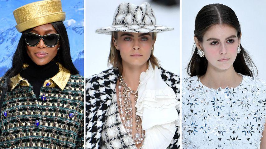 Das war der Star-Auflauf bei Lagerfelds letzter Chanel-Show!