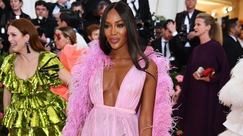 Topmodel Naomi Campbell konnte Body lange nicht akzeptieren