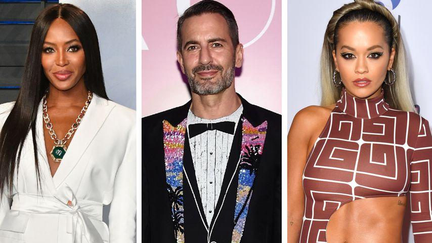 Diese Stars gratulieren Naomi Campbell (50) zum ersten Baby
