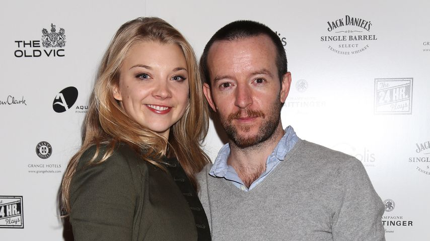 Natalie Dormer und Anthony Byrne in London