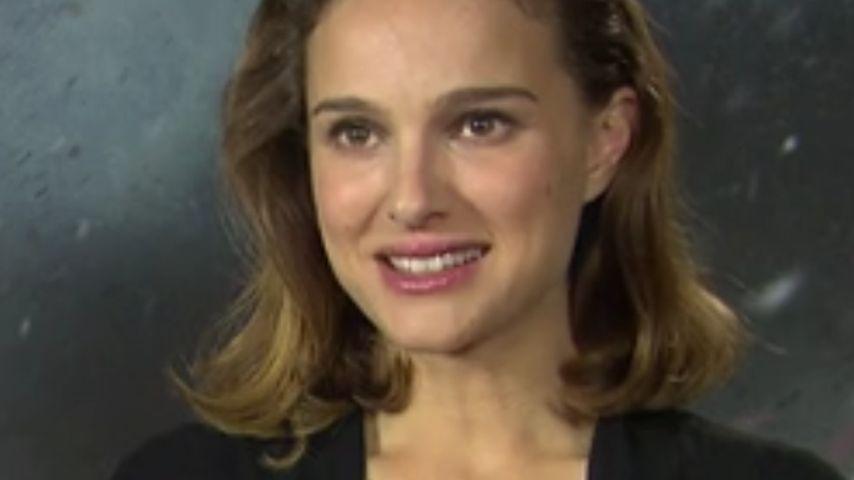 Alles Fake? Natalie Portman verrät Knutsch-Secret