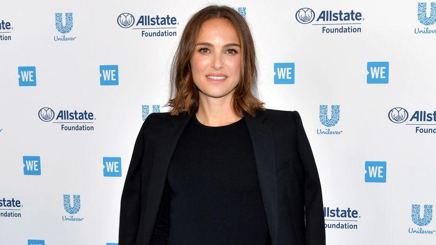 Natalie Portman im April 2019