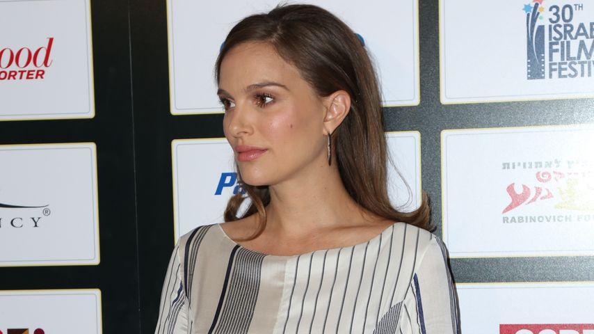 Natalie Pormtan beim 30. Israel Film Festival in Beverly Hills, Kalifornien