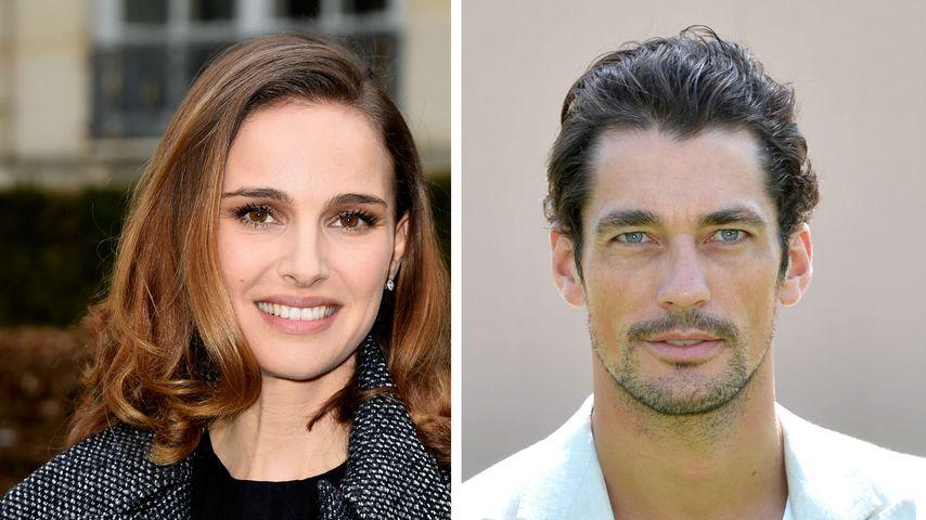 Perfektion: Natalie Portman & David Gandy sind die Schönsten