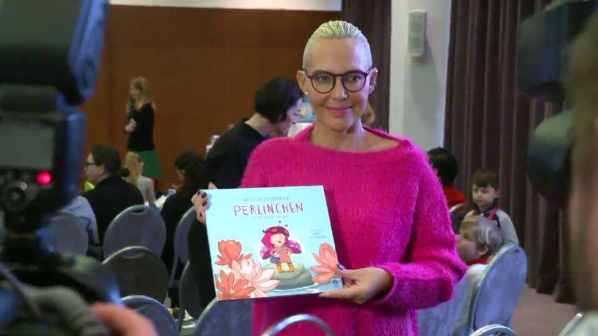 Natascha Ochsenknecht: Sie gewinnt Lese-Fans mit Kinderbuch