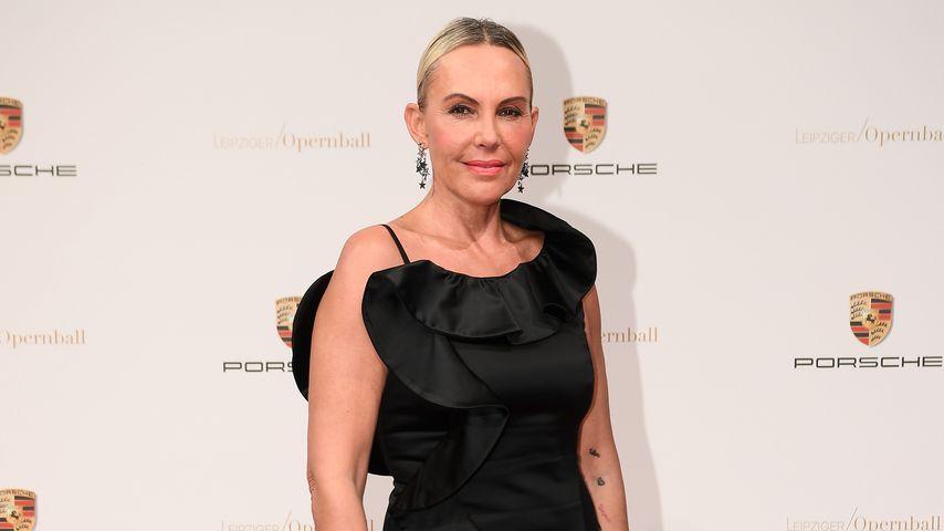 Natascha Ochsenknecht beim Leipziger Opernball 2017