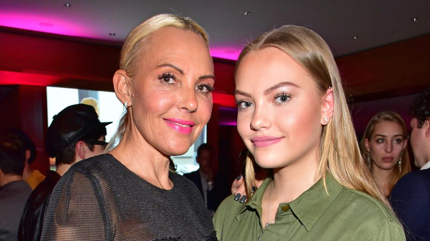 Natascha Ochsenknecht und Tochter Cheyenne