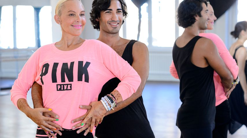 "Natascha & Umut: Wird ""Stepping Out"" zur Liebes-Probe?"