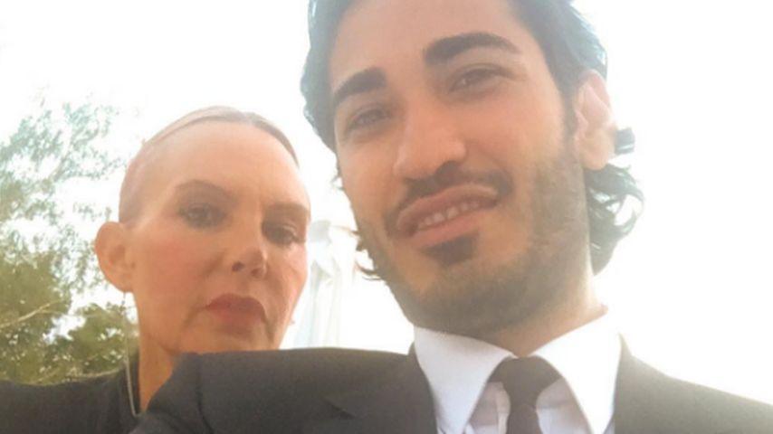 Natascha Ochsenknecht und Umut Kekilli auf der Hochzeit von Sila Sahin und Samuel
